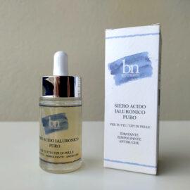 acido ialuronico puro bn bio cosmesi